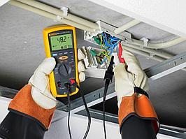 Измерение сопротивления изоляции кабелей и электрооборудования