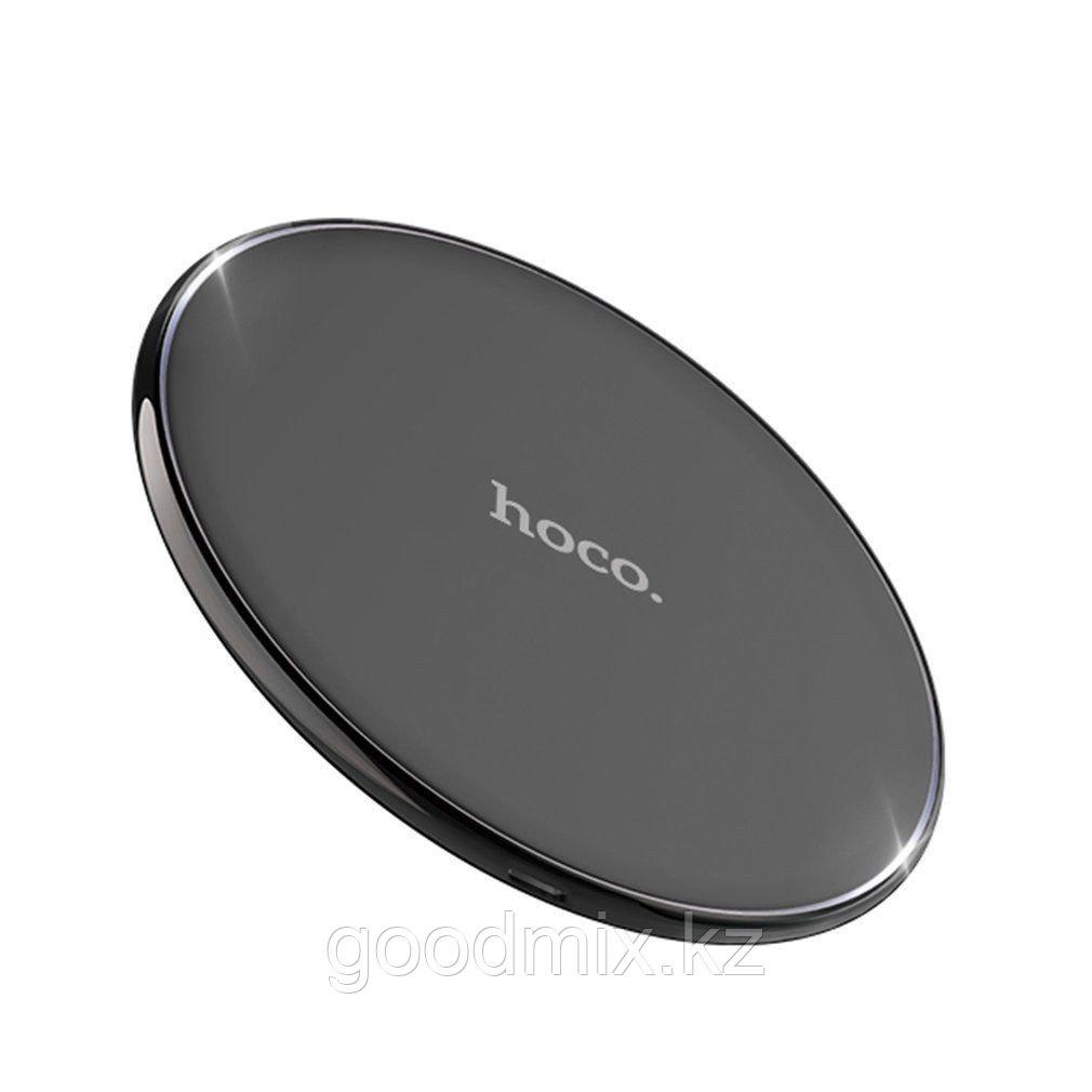 Беспроводная зарядка Hoco CW6 (черный)