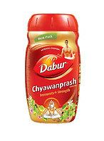 Chyawanprash Dabur Натуральный препарат, для укрепления организма, Чаванпраш, 500 грамм
