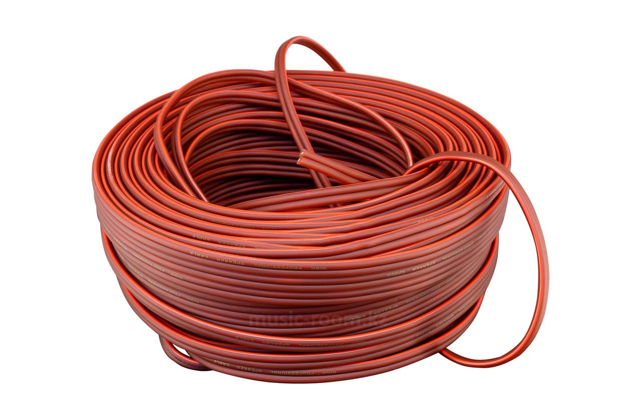 Акустический кабель 2х 2,00 мм2 (бухта)