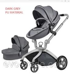 Hot Mom F22  Dark Grey 2в1