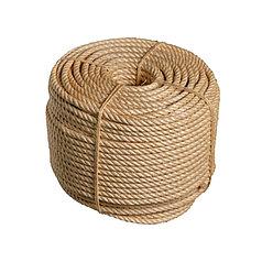 Веревка-джутовая Д-14 14мм*100м