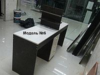 Стол маникюрный для двух мастеров 1700х500 (Модель №6)