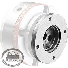 Монтажное кольцо Faceplate Ring D на кулачковый токарный патрон, D120мм