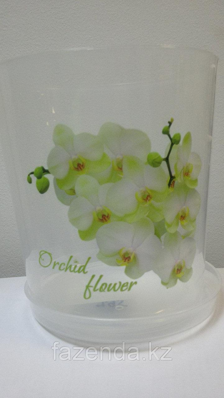 Кашпо для орхидей Декор 1,8л
