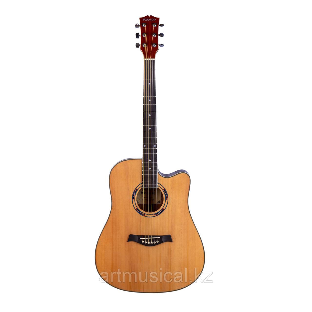Гитара Adagio MDF-4182 С NT