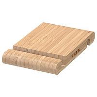 Подставка для смартфона/планшета БЕРГЕНЕС, бамбук, IKEA