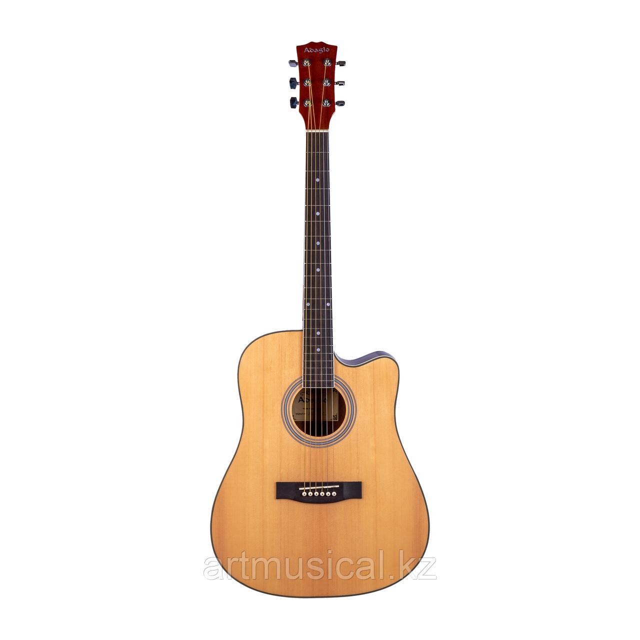 Акустическая гитара Adagio  MDF-4180