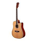 Акустическая гитара Adagio  MDF-4180, фото 2