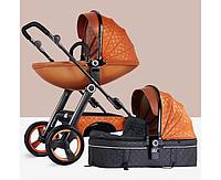 Детская коляска-трансформер 2в1 Skillmax TL112-K