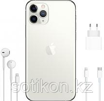Смартфон Apple iPhone 11 Pro Max 64 GB Silver, фото 2