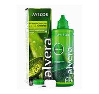 Раствор для линз Avizor Alvera, 350 ml
