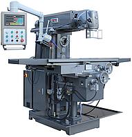 JUM-1253VHXL DRO Широкоуниверсальный фрезерный станок