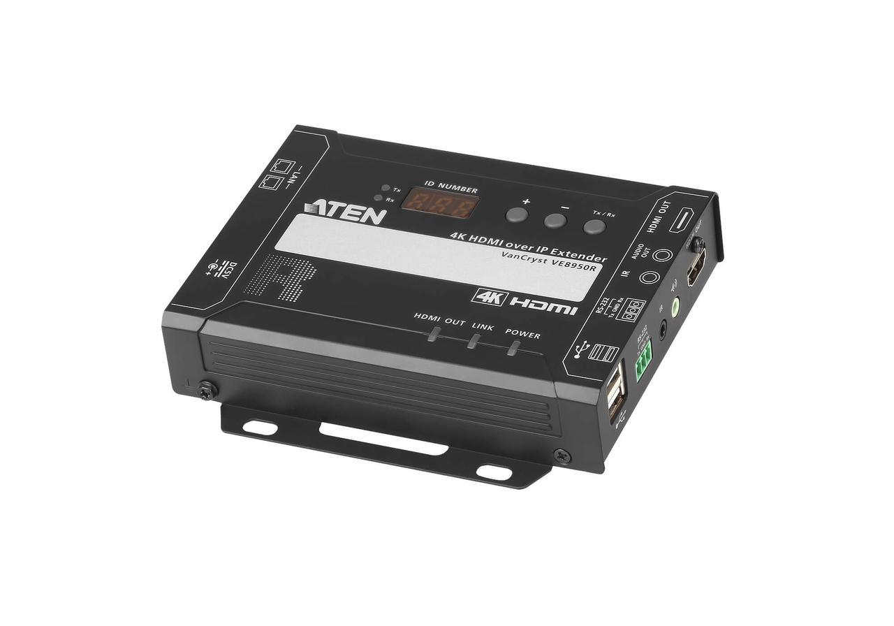 Приемник (Receiver) видеосигналов HDMI по протоколу TCP/IP ATEN VE8950R-AT-G