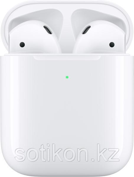 Наушники AIR PODS 2 wireless Chardind Case