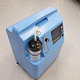 Кислородный концентратор 5 литровый с пульсоксиметром в комплекте, фото 3