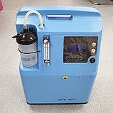 Кислородный концентратор 5 литровый с пульсоксиметром в комплекте, фото 4