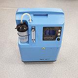 Кислородный концентратор 5 литровый с пульсоксиметром в комплекте, фото 2
