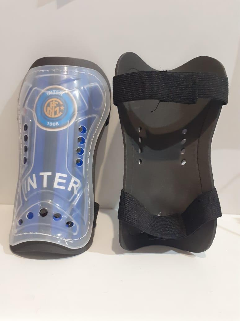 Футбольные щитки Inter (цвет синий)