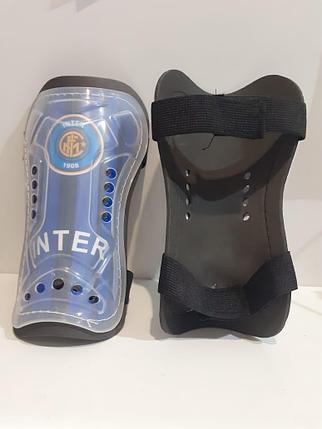 Футбольные щитки Inter (цвет синий), фото 2