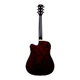 Гитара Adagio MDF-4171C WRS, фото 3