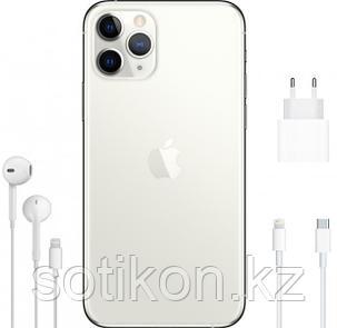 Смартфон Apple iPhone 11 Pro Max 256 GB Silver, фото 2