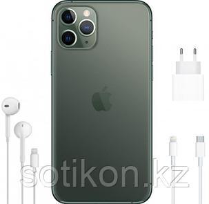 Смартфон Apple iPhone 11 Pro Max 256 GB Green, фото 2