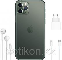 Смартфон Apple iPhone 11 Pro Max 64 GB Green, фото 3