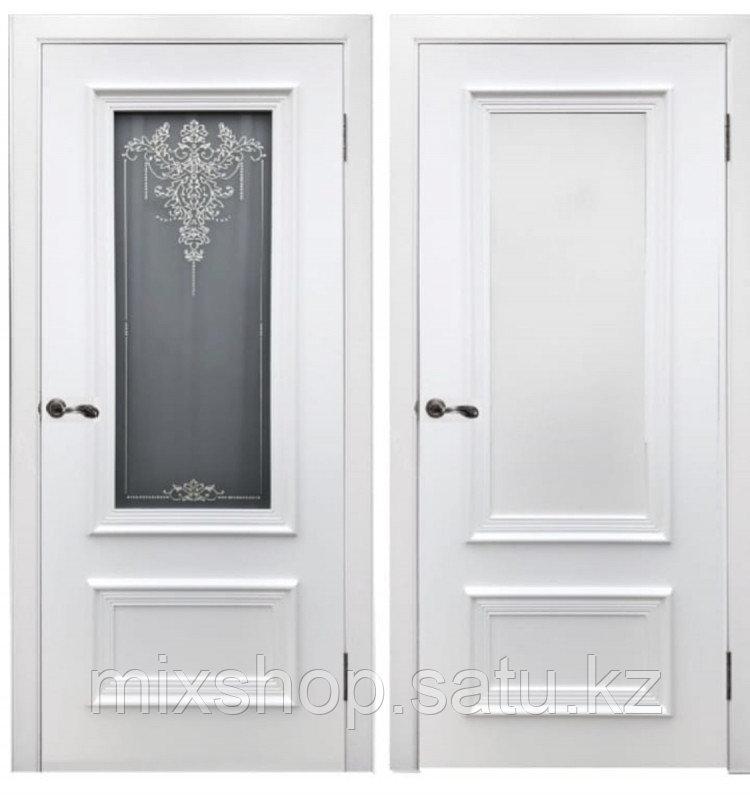 Межкомнатная дверь Премьер (Стекло)