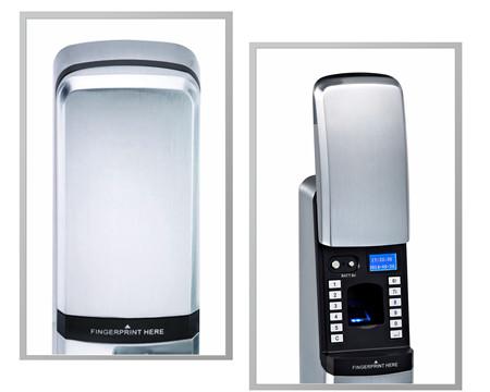 Биометрический замок Avent M200 с возможностью удаленного открывания