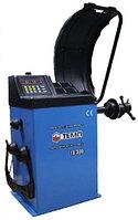Стенд балансировочный, синий электронная линейка
