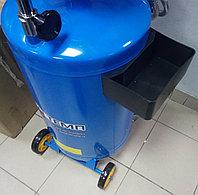 Установка для слива масла 80 литров c щупами
