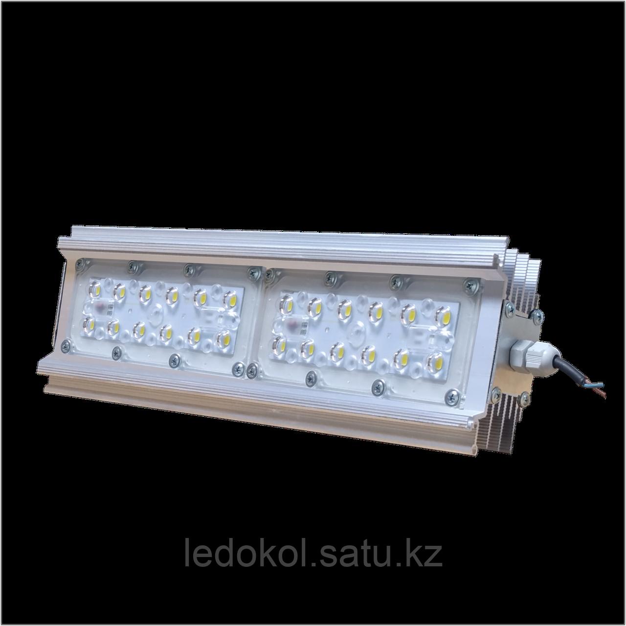 Светильник 80 Вт, Линзованный светодиодный