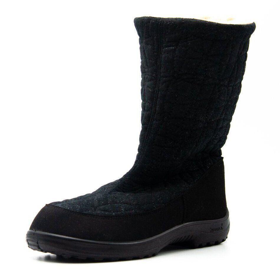 Обувь взрослая Amanda, Black