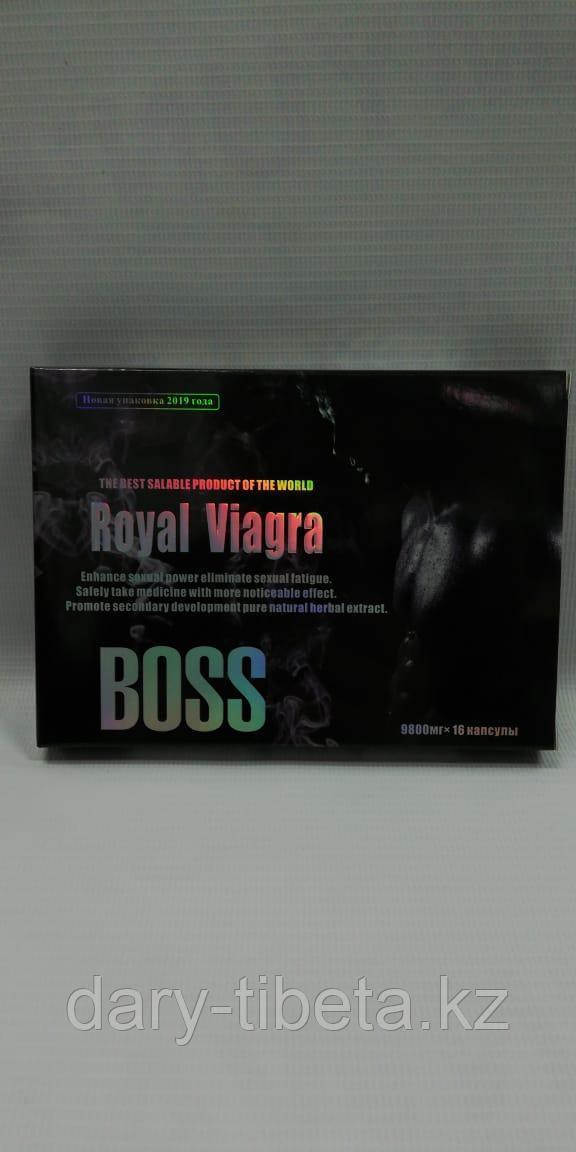 BOSS Royal Viagra ( 16 капсул )