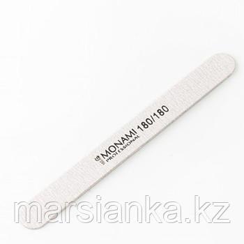 Пилка овальная тонкая Monami 180/180