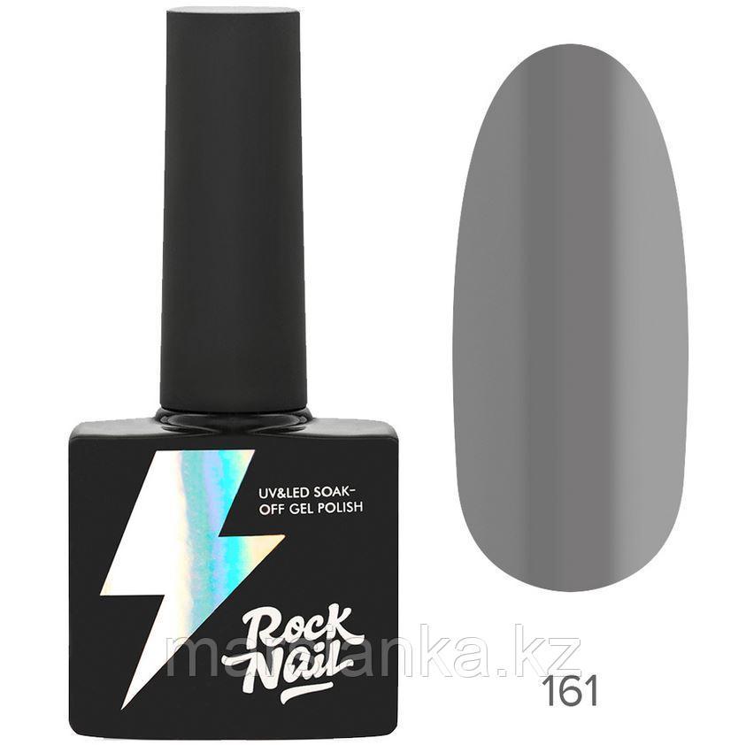 Гель-лак RockNail Basic #161 Сoncrete, 10мл