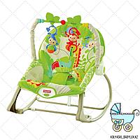 Шезлонг детский I-baby лягушонок