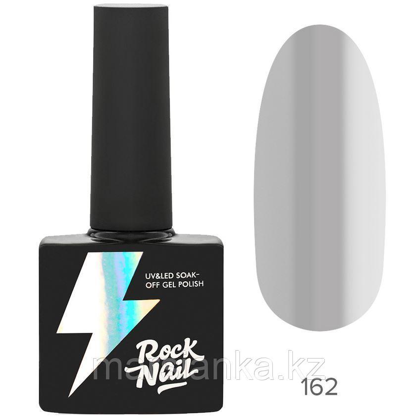 Гель-лак RockNail Basic #162 Сhinchilla, 10мл