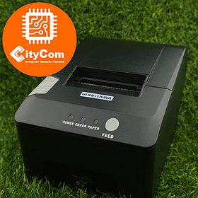Термопринтер чеков чековый повышенный ресурс для магазина кафе ресторана Rongta RP58 Big gear, 58mm, USB