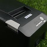 Термопринтер чеков чековый повышенный ресурс для магазина кафе ресторана Rongta RP58 Big gear, 58mm, USB, фото 3