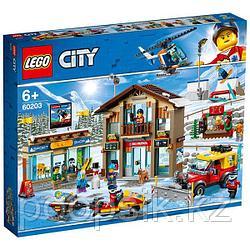 LEGO City Горнолыжный курорт