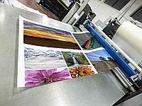 Широкоформатное ламинирование глянцевой пленкой, фото 1