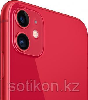 Смартфон Apple iPhone 11 128 GB Red, фото 2