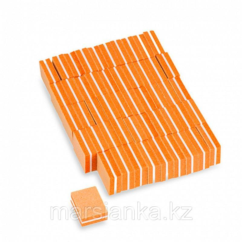 Мини баф Monami 100/180, 50шт светло-оранжевый