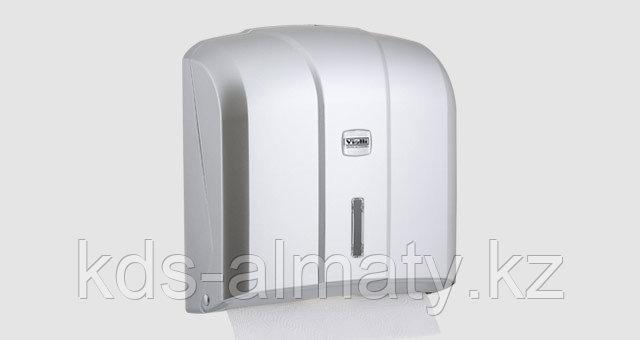 Диспенсер для листовых бумажных полотенец Z укладки Vialli KH-300М (Турция)