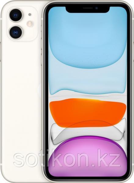 Смартфон Apple iPhone 11 128 GB White