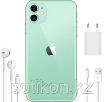 Смартфон Apple iPhone 11 64 GB Green, фото 3
