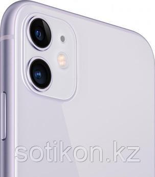 Смартфон Apple iPhone 11 64 GB Purple, фото 2