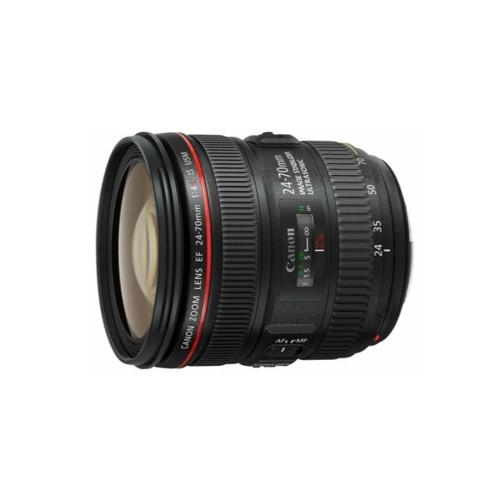 Canon EF IS USM 24-70мм f/4L аксессуар для фото и видео (6313B005) - фото 1